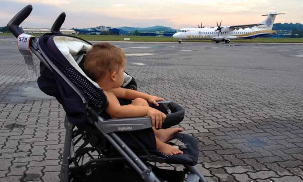 Ребенок-перед-полетом